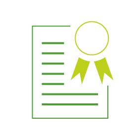 Algolin sertifikaatit