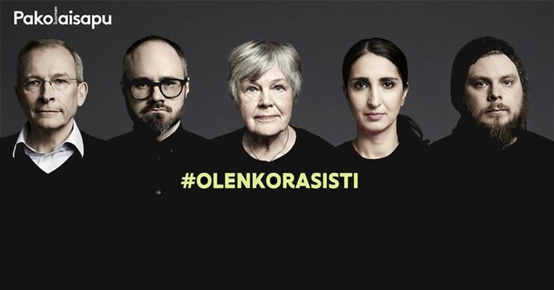 Am I racist campaign