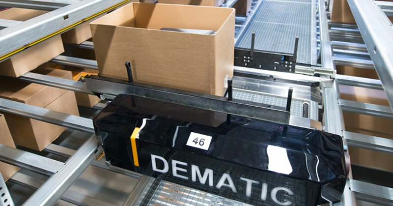 Dematic Multishuttle