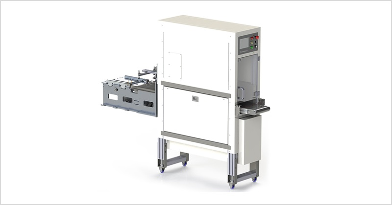 Co-Tray Feeder