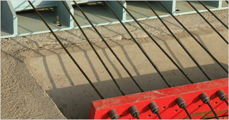 Pre-tensioning and post-tensioning systems