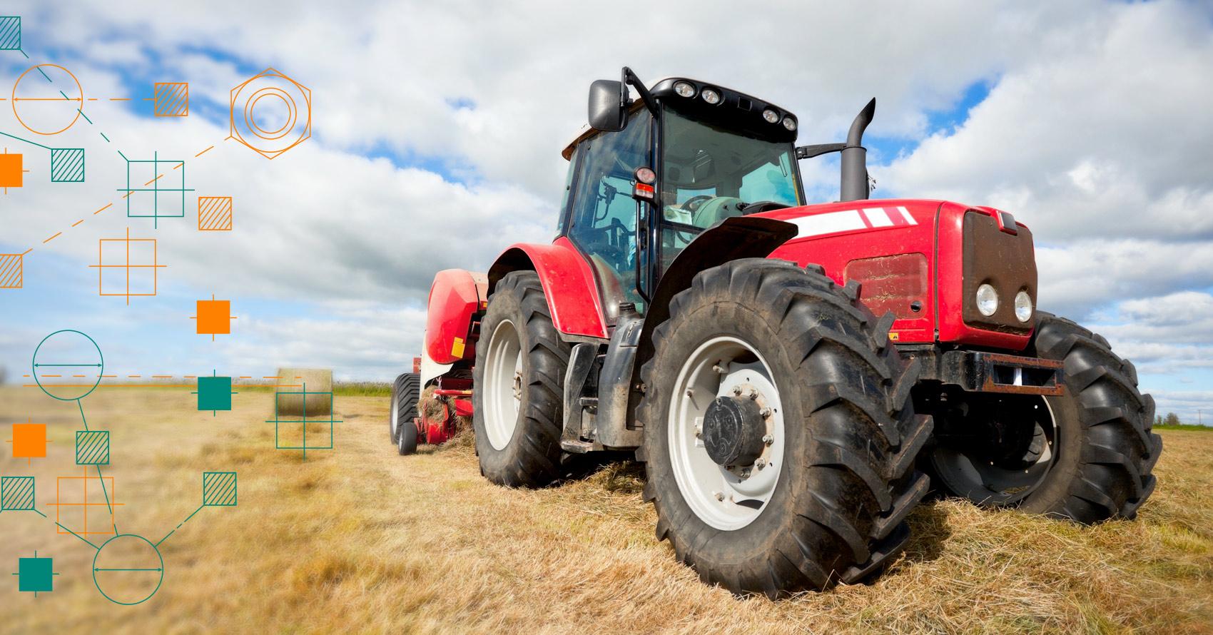 Grammer Traktori-istuimet