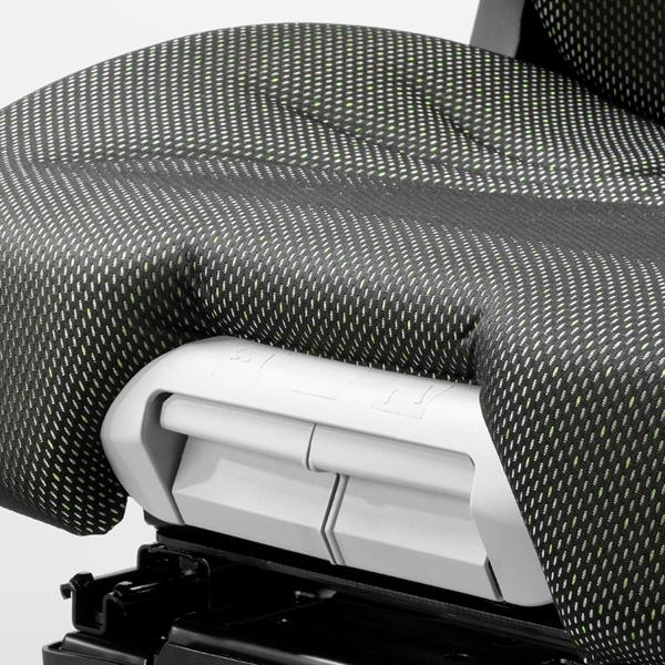 Grammer Maximo Comfort Plus Detail