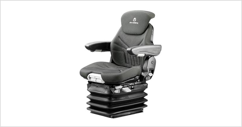Grammer Maximo Comfort Plus