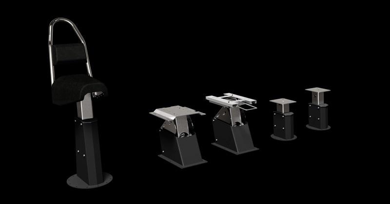 Hydramotive suspension kits