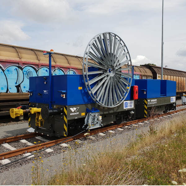 Windhoff Rail service equipment