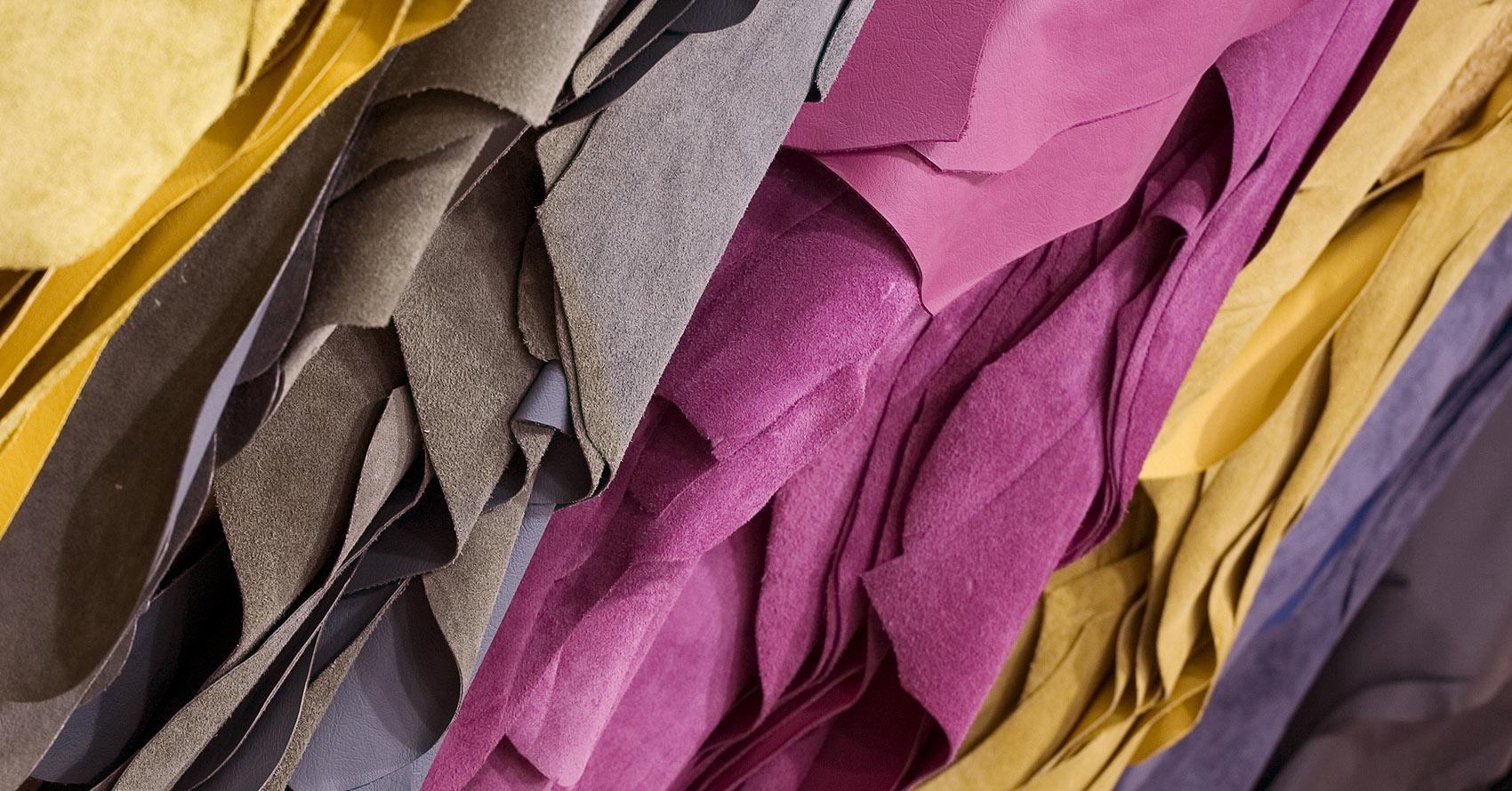 Muirhead leather range