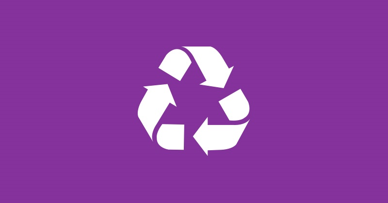Algol Chemicals - Kierrätys